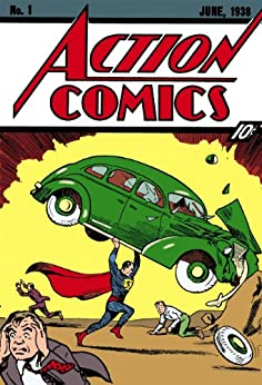Action Comics (1938-2011) #1 by [Siegel, Jerry]