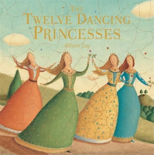 Download Twelve Dancing Princesses pdf