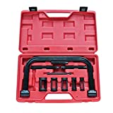 Anself 10 Piece Valve Clamps Spring Compressor Tool