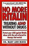 No More Ritalin, Mary Ann Block, 1575662396