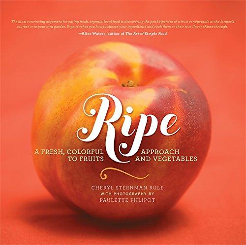 fruits and vegetables cookbook - 2