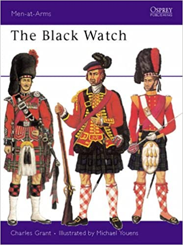 Book The Black Watch (Men-at-Arms)