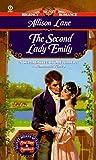 Second Lady Emily, Allison Lane, 0451195183