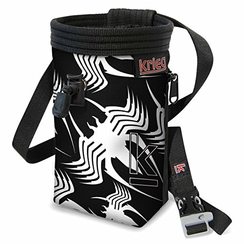 Spider Chalk Bag by Krieg Climbing