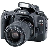 Canon EOS ELAN 7E 35mm SLR Camera Kit w/ 28-90mm Lens...