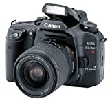 Canon EOS ELAN 7E 35mm SLR Camera Kit w/28-90mm Lens (Discontinued by Manufacturer)