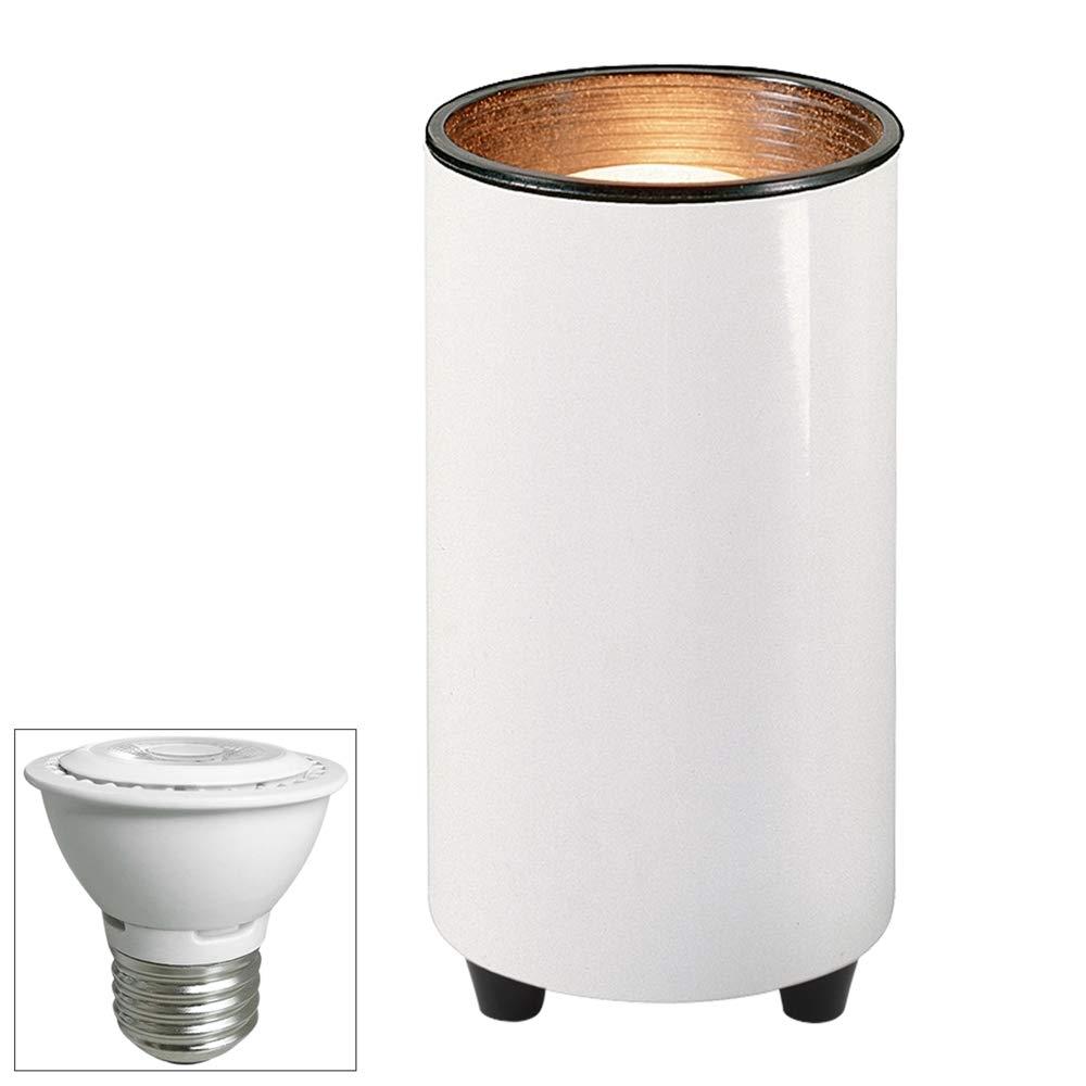 Pro Track White 6 1/2''H PAR16 LED Mini Can Accent Spot Light