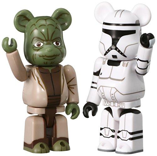Orso Mattone estrella guerras Confezione da 2  Yoda Ep2 Truppa Clone Ep2 70mm Dipinto  risparmia fino al 50%