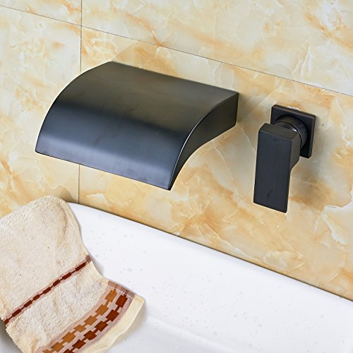tub faucets wall mounted - 7