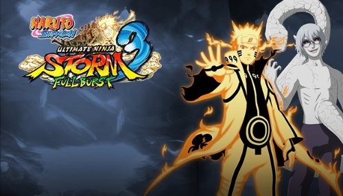 Amazon.com: Naruto Storm 3: Full Burst [Online Game Code ...