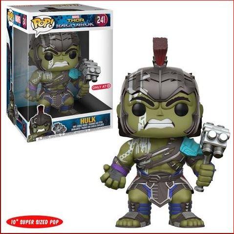 "Funko POP! Marvel: Thor: Ragnarok - 10"" Hulk"