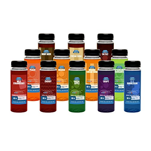 Soda Flavors - ORIGINAL FLAVORS | Ralph's 12 Pack Sodamix Samples for Sodastream