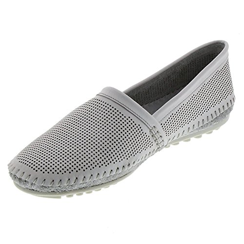 Weiß Luna Damen Slipper Weiß Shoes Marc 205 XR4wqAWB