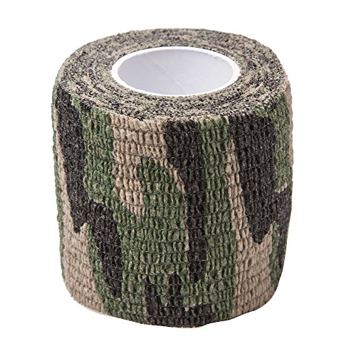 Vipe 4.5m Camo DPM Stealth Wrap Duct Hunting Tape DPM & Desert Camouflage Clothing by Vipe (Image #1)