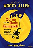 The Curse Of The Jade Scorpion (2001) - Dreamworks Region 2 PAL Import, plays in English without subtitles