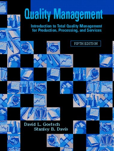 Quality Management (5th Edition)