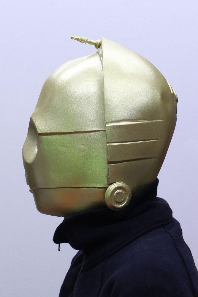 Mascara Star Wars Episodio 7 Importacion di Japon C3PO