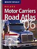 Rand Mcnally Deluxe Motor Carriers' Road Atlas, Rand McNally and Company, 0528900730