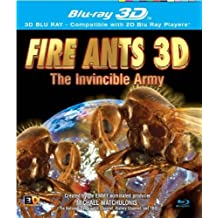 Fire Ants 3D-The Invincible Army