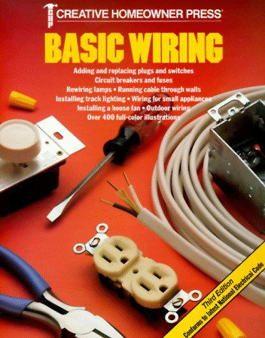 Basic Wiring (Mechanical And Electrical Systems In Buildings Solutions Manual)