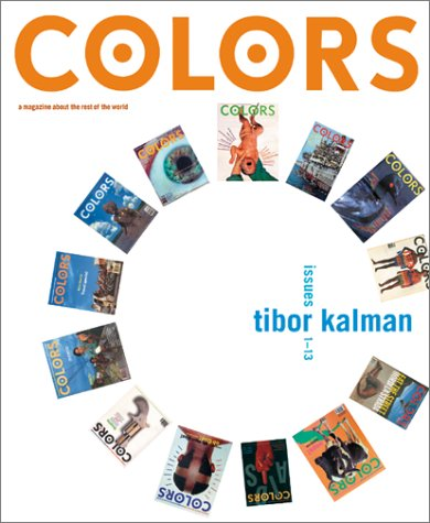 Colors  Tibor Kalman Issues 1 13