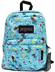 Classic Jansport Superbreak Backpack (Multi Pool Party (T5010EJ))