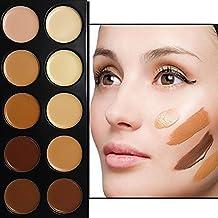 U-beauty® 10 Colour Blemish Cream Concealer Makeup Palette-Face Contour Make up Kit-Beauty Cosmetic Concealer Camouflage Foundation Pallet-Contour Face Contouring Highlight Kit