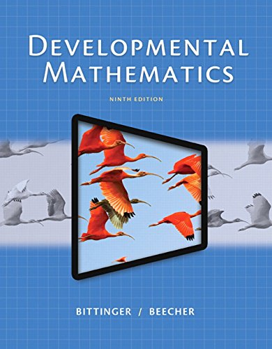 Developmental Mathematics Plus NEW MyLab Math with Pearson eText -- Access Card Package (9th Edition) (What's New in Developmental Math?)
