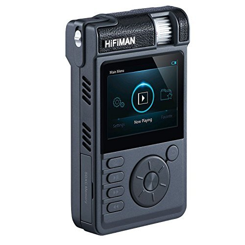 HIFIMAN HM802 HiFi Portable Player plus Standard Amplifier Card