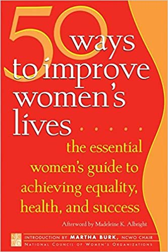 50 Ways to Improve Womens Lives (Inner Ocean Action Guide)