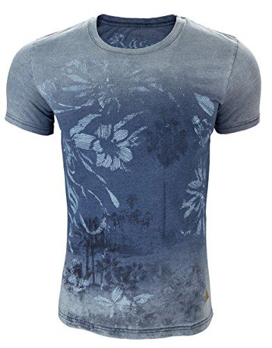 Men/'s Tee Shirts Rass Collection MFL-2508 Henley T-shirt