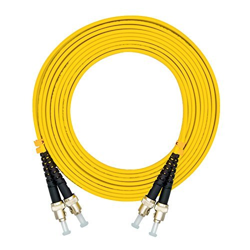 Sonovin Cat6 Yellow Ethernet Patch Cable 7 Foot Color:Yellow Snagless//Molded Boot