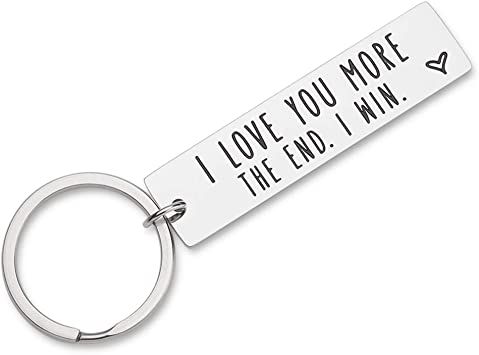 FIT AS F@CK Funny Birthday keyring Keychain Gifts For Him Her Men Boyfriend