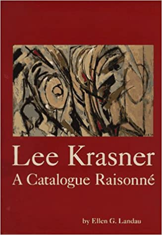 lee krasner a catalogue raisonne