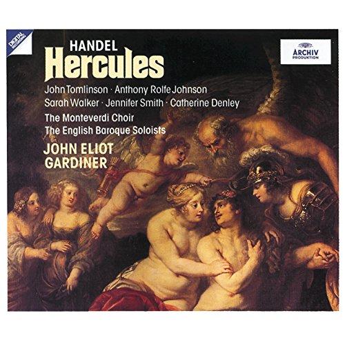 Handel: Hercules / Act 2 - Recit:
