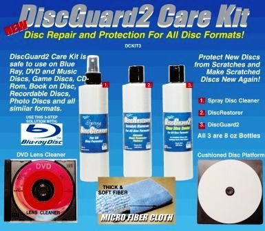 DiscGuard2 Multi-Care Kit (Spray Disc)