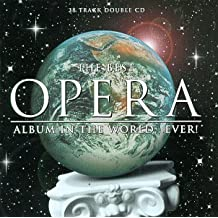 Best Opera Album in the World Ever