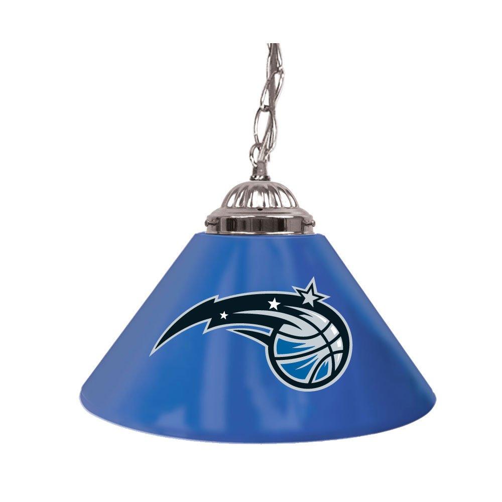 NBA Orlando Magic Single Shade Gameroom Lamp, 14''