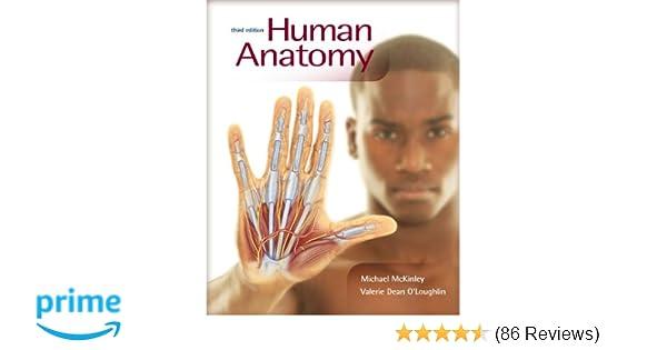 Amazon Human Anatomy 3rd Edition 8589829999990 Michael