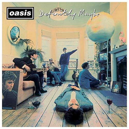 Liam Gallagher Oasis - Definitely Maybe (Remastered) [Explicit]