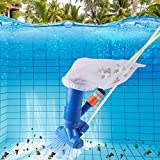 Becoyou Pool Cleaning kit, Vacuum Cleaner for Above