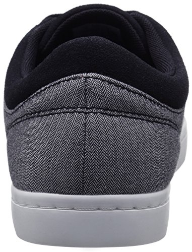 Black 1163 Men's Fashion STRAIGHTSET SPT Lacoste Sneaker zqwpY8