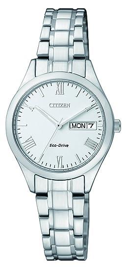 Citizen – Reloj de pulsera analógico para mujer cuarzo acero inoxidable ew3196 – 81 AE