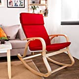 Haotian Comfortable Relax Rocking Chair, Lounge