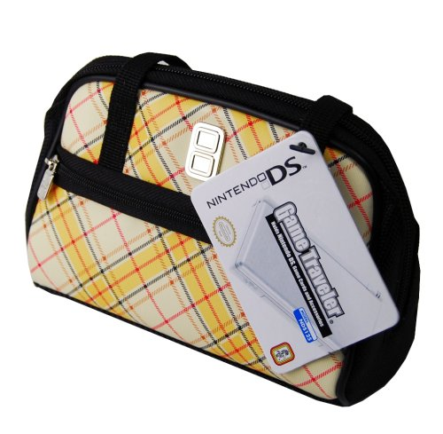 Traveler Game Industries (Nintendo DS Lite Game Traveler Purse - Yellow)