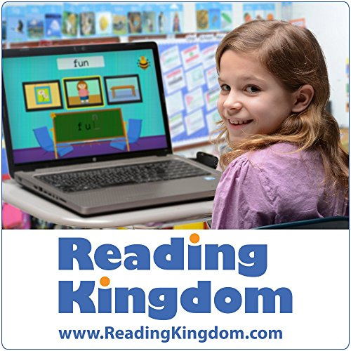 Reading Kingdom [Standard Subscription] by Mojo Learning Inc.