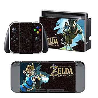 Thtb Nintendo Switch Controller Design Sticker Protector Juego