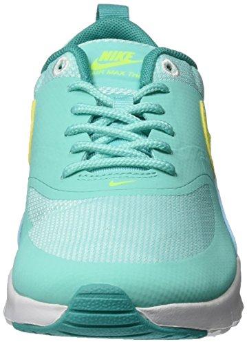 Nike Mädchen Air Max Thea (Gs) Laufschuhe Türkis (Hyper Turq / Volt-Clear Jade-White)