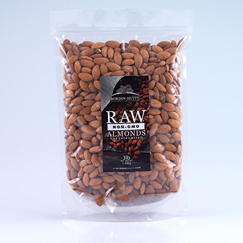 UNPASTEURIZED ALMONDS GLUTEN NATURAL PREBIOTIC product image
