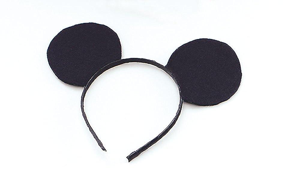 Fancy Me O de Minnie para hombre Mickey traje de neopreno para mujer diadema con orejas de rat/ón disfraz infantil de atuendo e instrucciones para hacer vestidos de accesorios de
